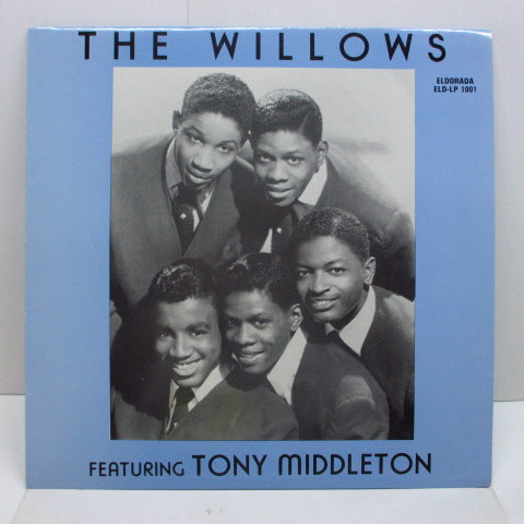 WILLOWS - Church Bells May Ring / Feat.Tony Middleton (Euro LP)
