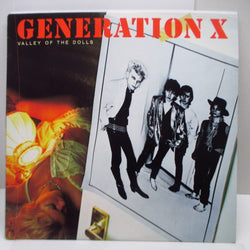 GENERATION X - Valley Of The Dolls (US Re LP/#PV Color Lbl.)