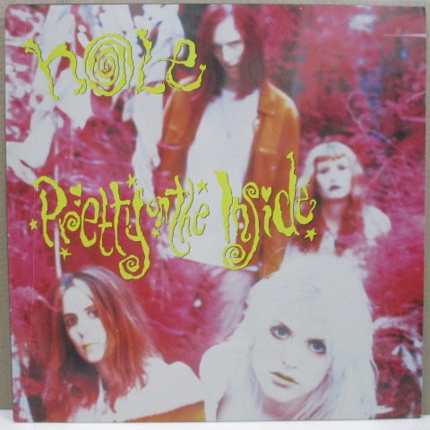 HOLE - Pretty On The Inside (Germany Orig.LP)