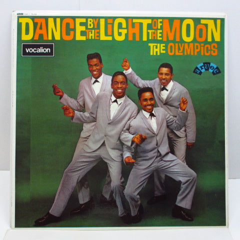 OLYMPICS etc - Dance By The Light Of The Moon (UK Orig.Mono)