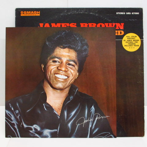 JAMES BROWN - Plays New Breed (The Boo-Ga-Loo) (US:Orig.STEREO+Portrait!)