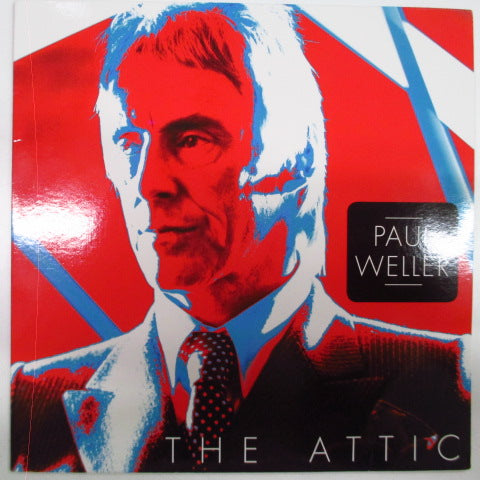 "PAUL WELLER - The Attic (US Ltd.White Vinyl 7"")"