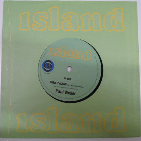 "PAUL WELLER - All I Wanna Do - Is Be With You (UK Orig.7"")"