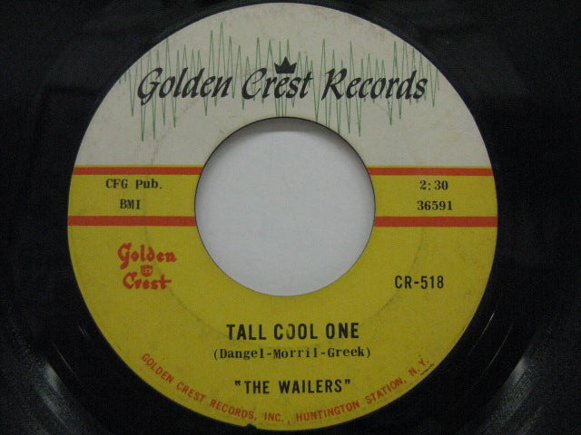 WAILERS - Tall Cool One / Road-Runner