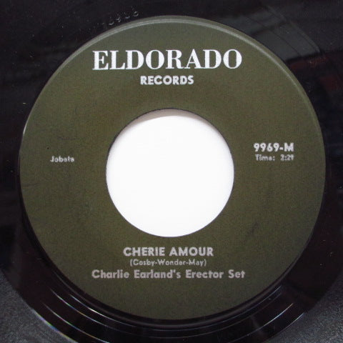 CHARLIE(CHARLES)EARLAND'S ERECTOR SET - Yes-Suh' / Cherie Amour