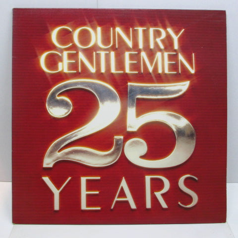 COUNTRY GENTLEMAN - 25 Years (US Orig.2xLP)