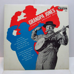 GRANDPA JONES - Sings His Greatest Hits (US Orig.Mono LP/2nd Press CVR)