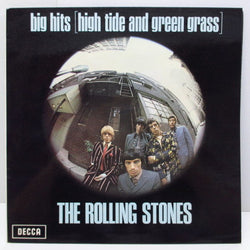 ROLLING STONES - Big Hits (High Tide And Green Grass) (UK 70's Re Stereo #2/CGS)