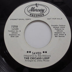 CHICAGO LOOP - Saved / Can't Find The Words (Promo)