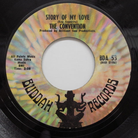 CONVENTION - Story Of My Love (Orig.)