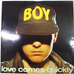 "PET SHOP BOYS - Love Comes Quickly (UK Orig.7"")"