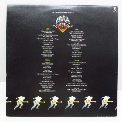O.S.T. - All This & World War II (UK Orig.2xLP)
