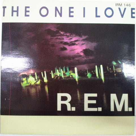 "R.E.M. - The One I Love (UK Orig.7"")"