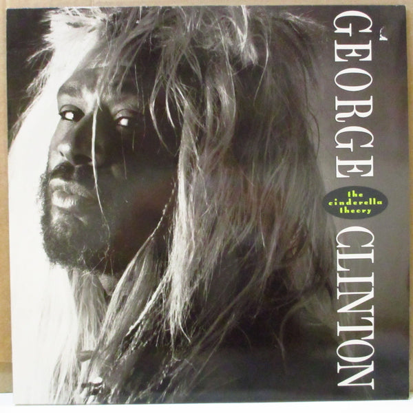 GEORGE CLINTON (ジョージ・クリントン)  - The Cinderella Theory (EU Orig.Stereo LP)