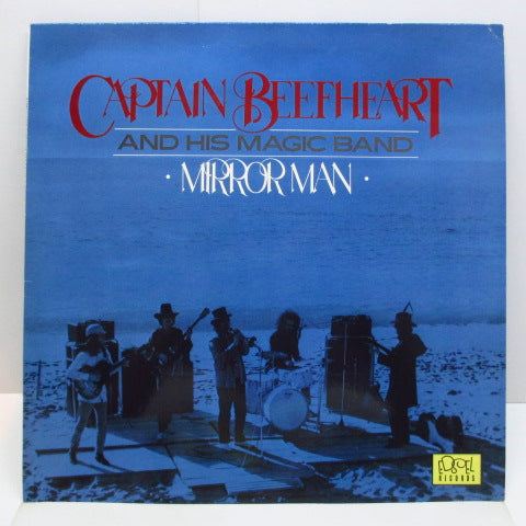 "CAPTAIN BEEFHEART - Mirror Man (UK '86 Re 12""/No Barcode)"