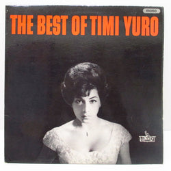 TIMI YURO - The Best Of (UK Orig.Mono LP/CFS)