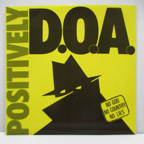 "D.O.A. - Positively (UK Reissue 7"")"