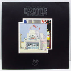 LED ZEPPELIN - The Song Remains The Same (German 70's Re 2xLP/Textured Emboos GS)