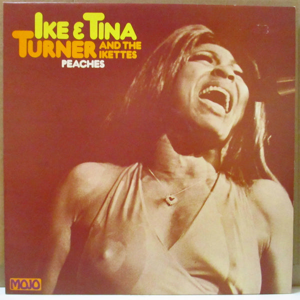 IKE & TINA TURNER AND THE IKETTES (アイク&ティナ・ターナーとアイケッツ)  - Peaches (UK Orig.Stereo LP)