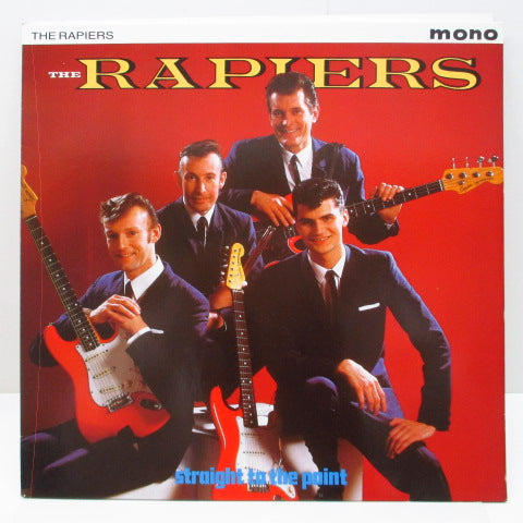 RAPIERS - Straight To The Point (UK Orig.LP)