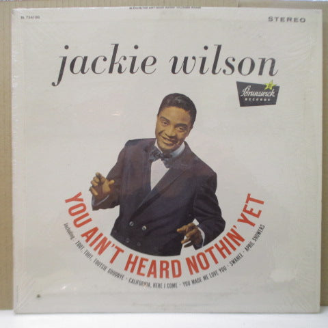 JACKIE WILSON - You Ain't Heard Nothin Yet (US Orig.STEREO)