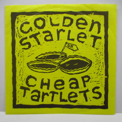 "GOLDEN STARLET - Cheap Tartlets (UK Orig.7"")"