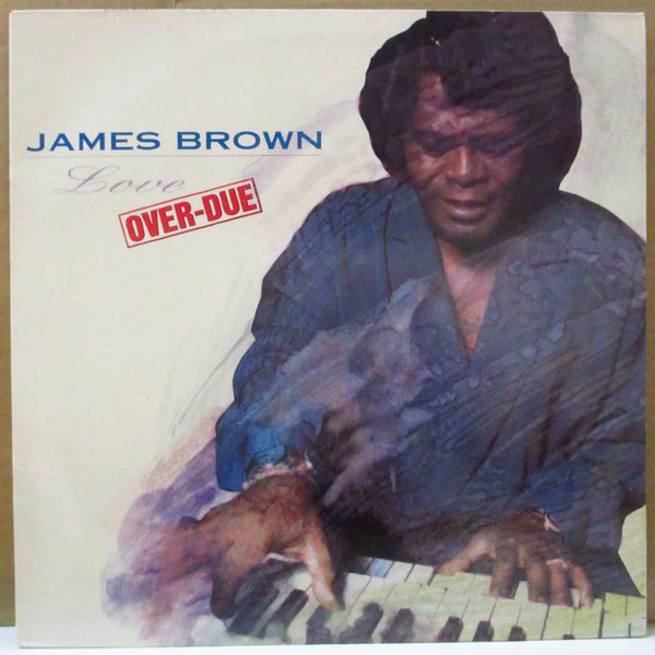 JAMES BROWN (ジェイムス・ブラウン)  - Love Over Due (UK Orig.LP)