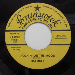 BILLY RILEY - Rockin' On The Moon (Promo)