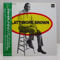 LATTIMORE BROWN - Lattimore Brown (ディープ・ソウル・クラシックスVol.1) (JPN)