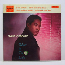 SAM COOKE (サム・クック )  - Tribute To The Lady Vol.3 (US EP)