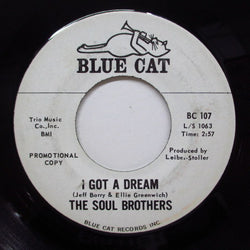 SOUL BROTHERS - I Got A Dream (Promo)