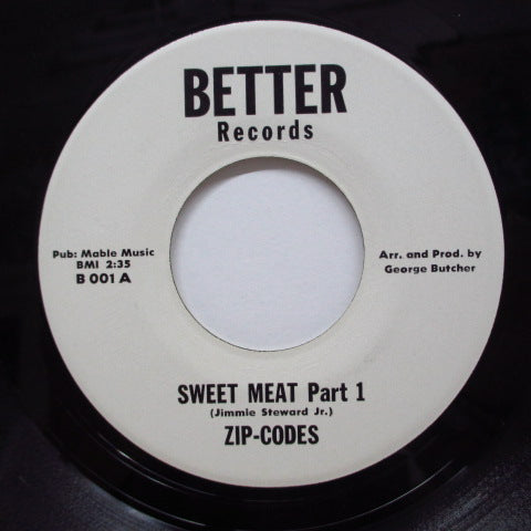 ZIP-CODES - Sweet Meat (Part 1 & 2)