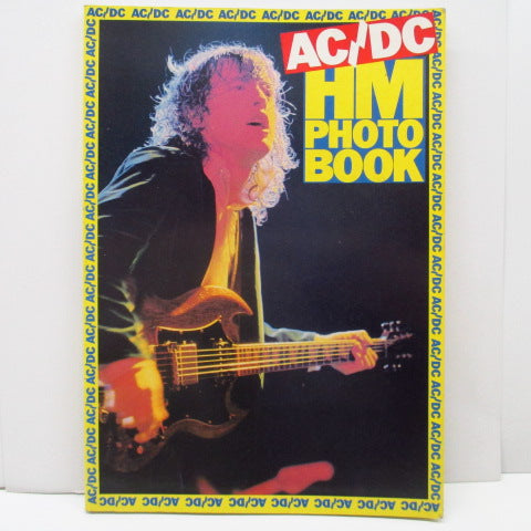AC/DC - HM Photo Book (UK Orig.Book)