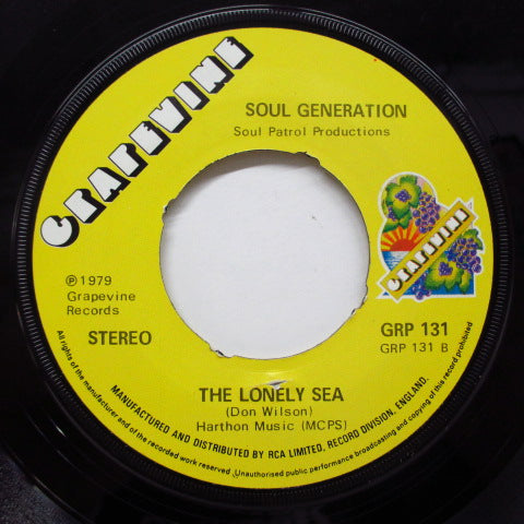 SOUL GENERATION - Hold On (UK Reissue)
