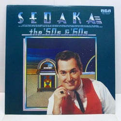 NEIL SEDAKA - The '50s & '60s (Japan Orig.Stereo LP)