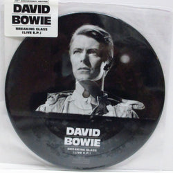 DAVID BOWIE - Breaking Glass Live E.P. (EU '18 Ltd.Picture EP+Stickered PVC)