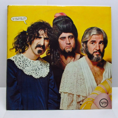 FRANK ZAPPA (MOTHERS OF INVENTION) - We're Only In It For The Money (UK Orig.Stereo/CGS)
