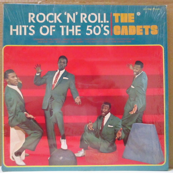 CADETS (カデッツ)  - R&R Hits Of The 50's (US Early 70's 1st Reissue Mono LP)