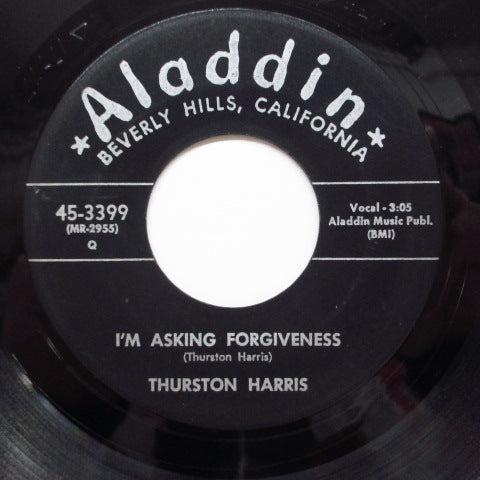 THURSTON HARRIS - Do What You Did (Orig.Black Label)