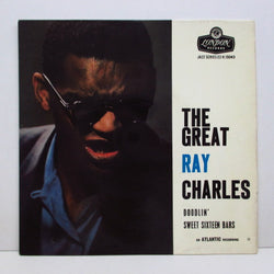 "RAY CHARLES - The Great Ray Charles (UK Orig.7""+PS)"