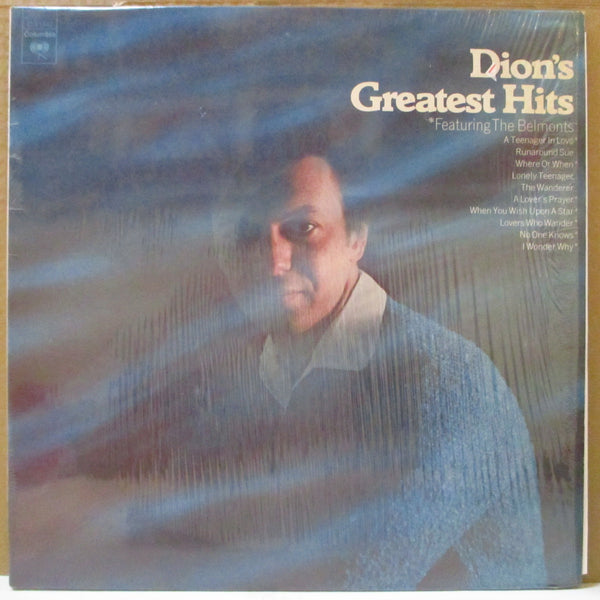 DION   (ディオン)  - Dion's Greatest Hits (US Orig.Stereo LP)