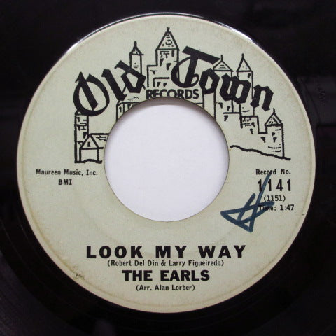 EARLS - Eyes / Look My Way (Orig)