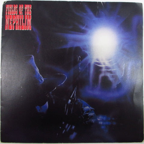 "FIELDS OF THE NEPHILIM - Blue Water (UK Orig.7"")"