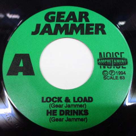 "GEAR JAMMER - Horsepower 2000 (US Orig.7"")"