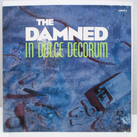 "DAMNED, THE (ダムド)  - In Dulce Decorum (UK Orig.12"")"