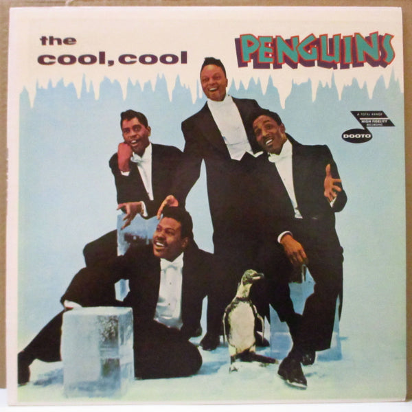 PENGUINS (ペンギンズ)  - The Cool Cool Penguins (US '61 Reissue Mono LP)