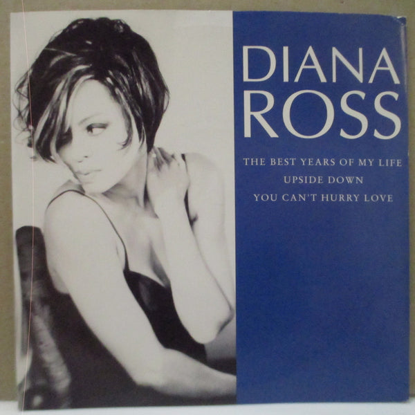 DIANA ROSS - The Best Years Of My Life (UK Orig.3-Track EP+PS)