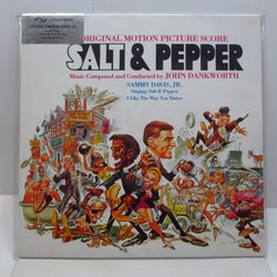 O.S.T. - Salt & Pepper (UK '01 Simply Vinyl Reissue)