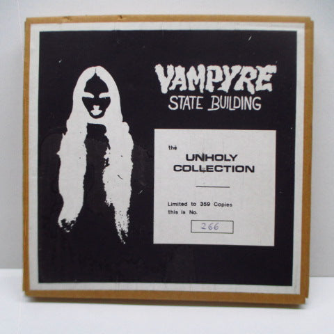 VAMPYRE STATE BUILDING - The Unholy Collection (German 359 Ltd.CD/Cardboard Box)