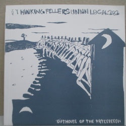 "SUN CITY GIRLS / THINKING FELLERS UNION LOCAL 282  - Outhouse Of The Pryeeeeeeee / Wheat Delusion (US Orig.7"")"